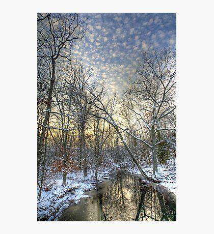 Twilight at Deep Creek Photographic Print
