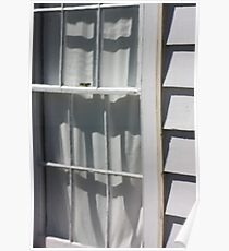 Stoddart Window Exterior Poster