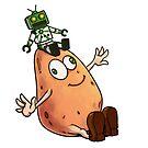 Derpy Kartoffel von Jujibla