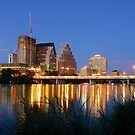 Night on the Town, Austin, Texas by Marita Sutherlin