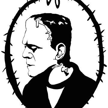Frankenstein by MelancholyDoll