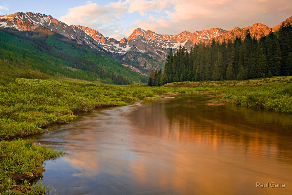 Eagles Nest Wilderness and the Piney River by Paul Gana
