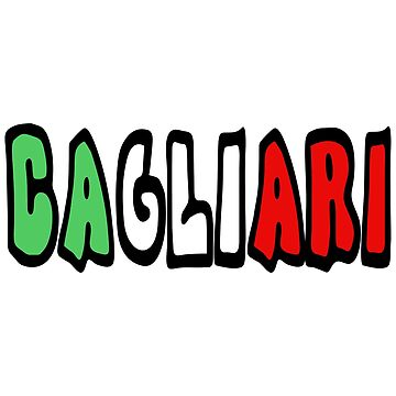 Cagliari by ForzaDesigns