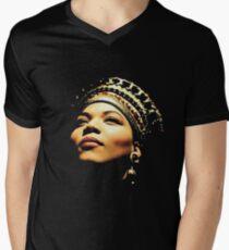 All Hail The Queen V-Neck T-Shirt