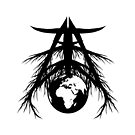 Aborted Earth (Condensed Logo) by Xeropulse