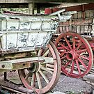 Old Carts by JEZ22