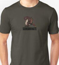 AKANTOR THE SCREAMINATOR Unisex T-Shirt