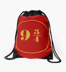 Platform in Red Drawstring Bag