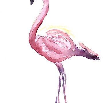 Full Flamingo by DReneeWilson