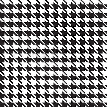 HOUNDSTOOTH by sianbrierley