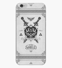 Legend of Zelda Hylian Shield Geek Line Artly  iPhone Case