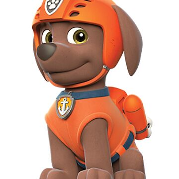 Zuma Paw Patrol by docubazar7