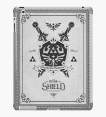 Legend of Zelda Hylian Shield Geek Line Artly  iPad Case/Skin