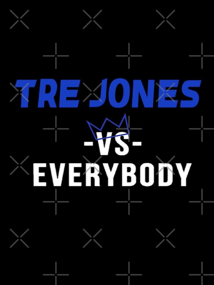Tre Jones vs Everybody by Mr Emerson