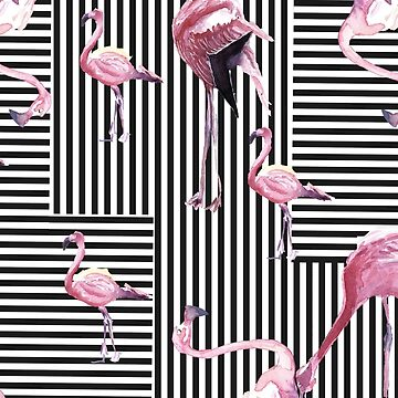 Flamingo Goals by DReneeWilson