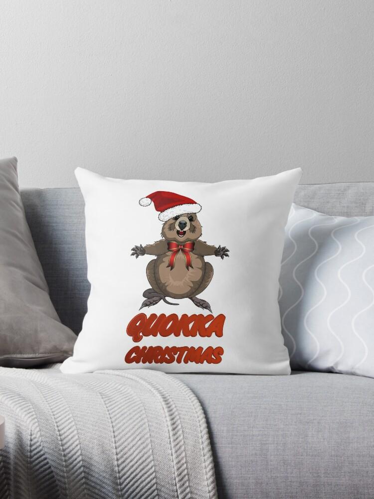 Happy Christmas Quokka - Have a Quokka Christmas! by AmandaMLucas