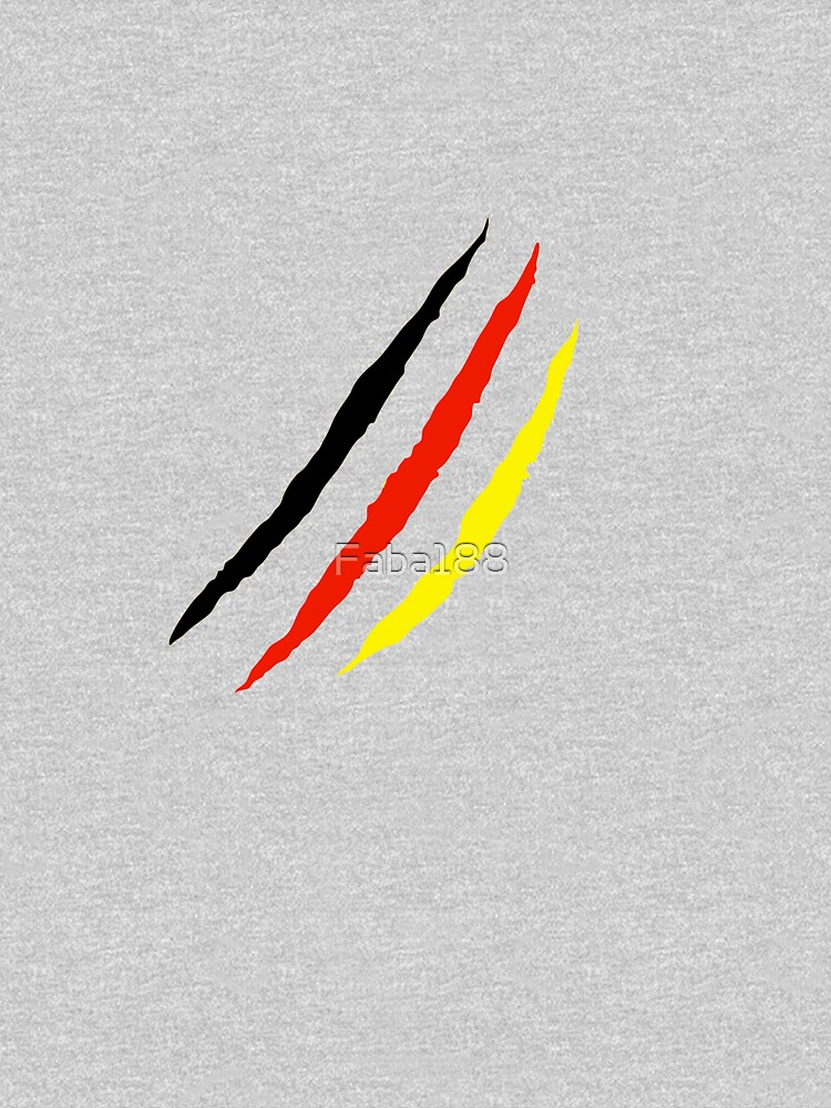 (Germany flag scratch) by Faba188
