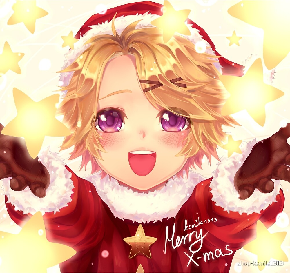 merry christmas by shop-ksmile1313