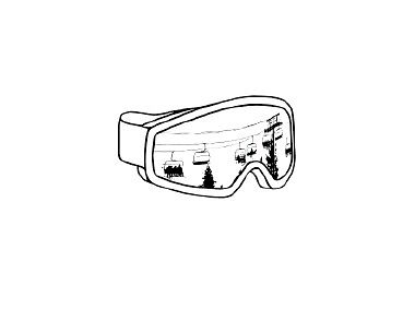 Snowboard Goggles by clairerusselll
