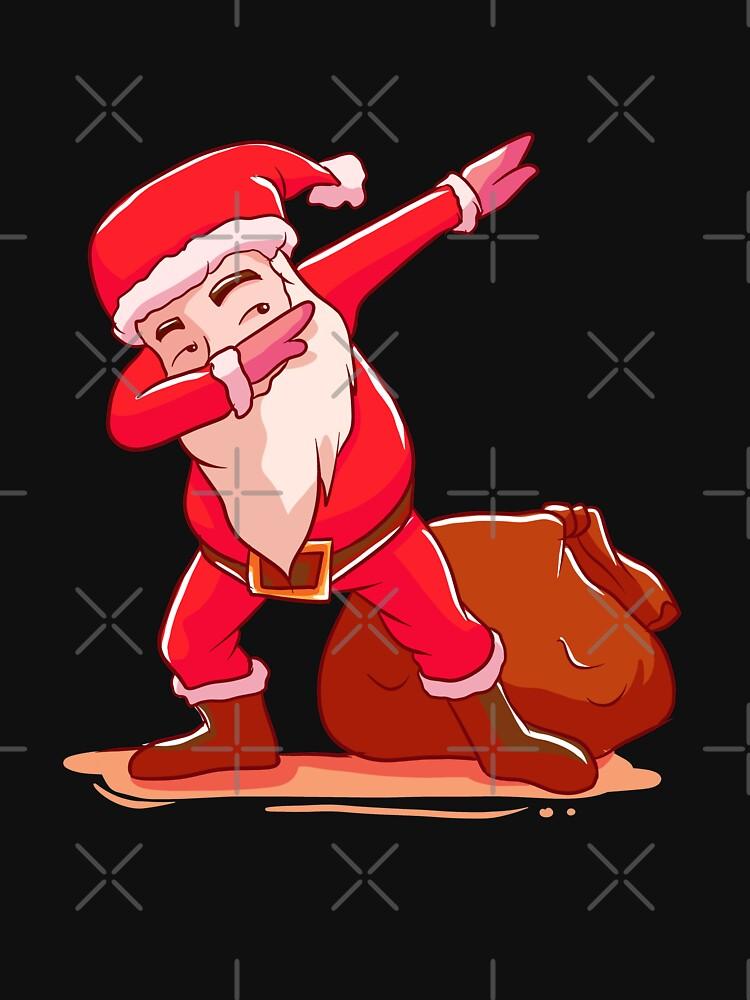 Dabbing Santa by rkhy