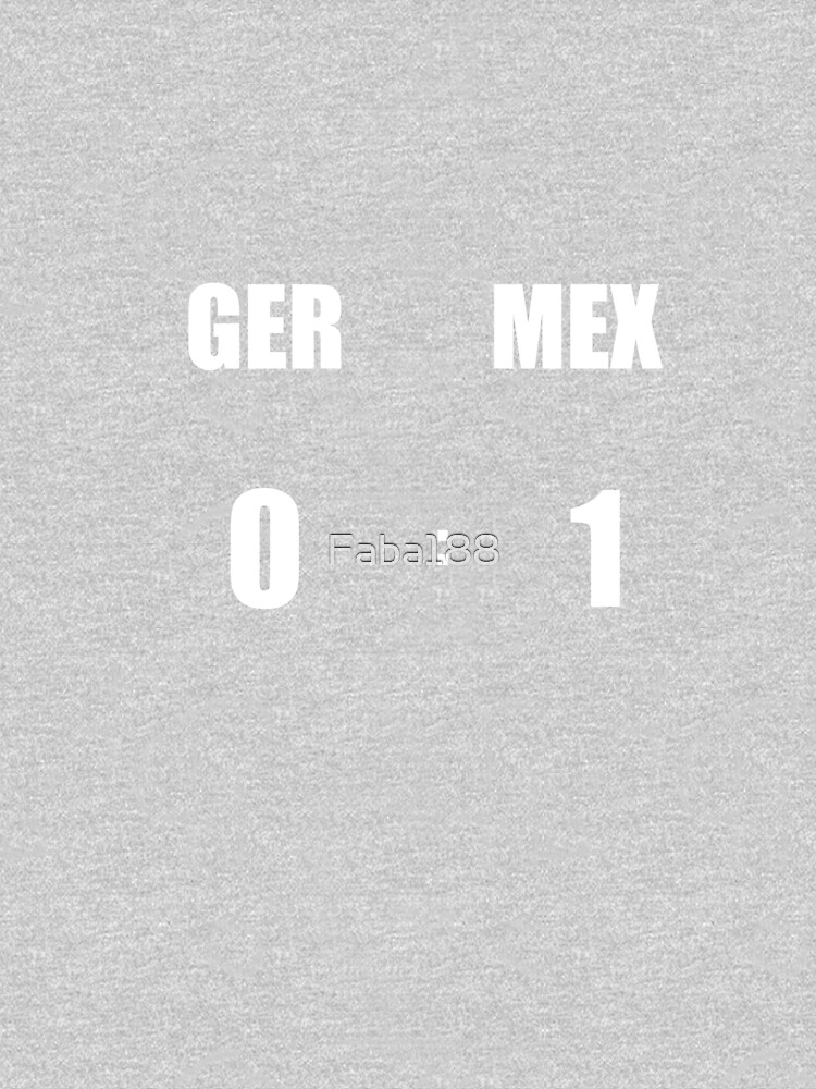 Ger: Mex by Faba188