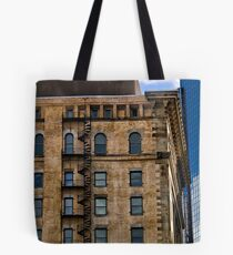 Up The Down Staircase Tote Bag