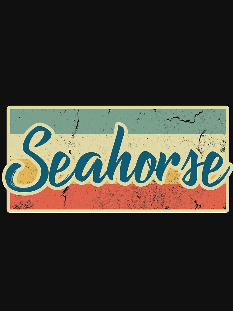 Seahorses Europe by GeschenkIdee