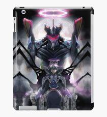 Kawrou Evangelion Anime Tra Digital Painting  iPad Case/Skin