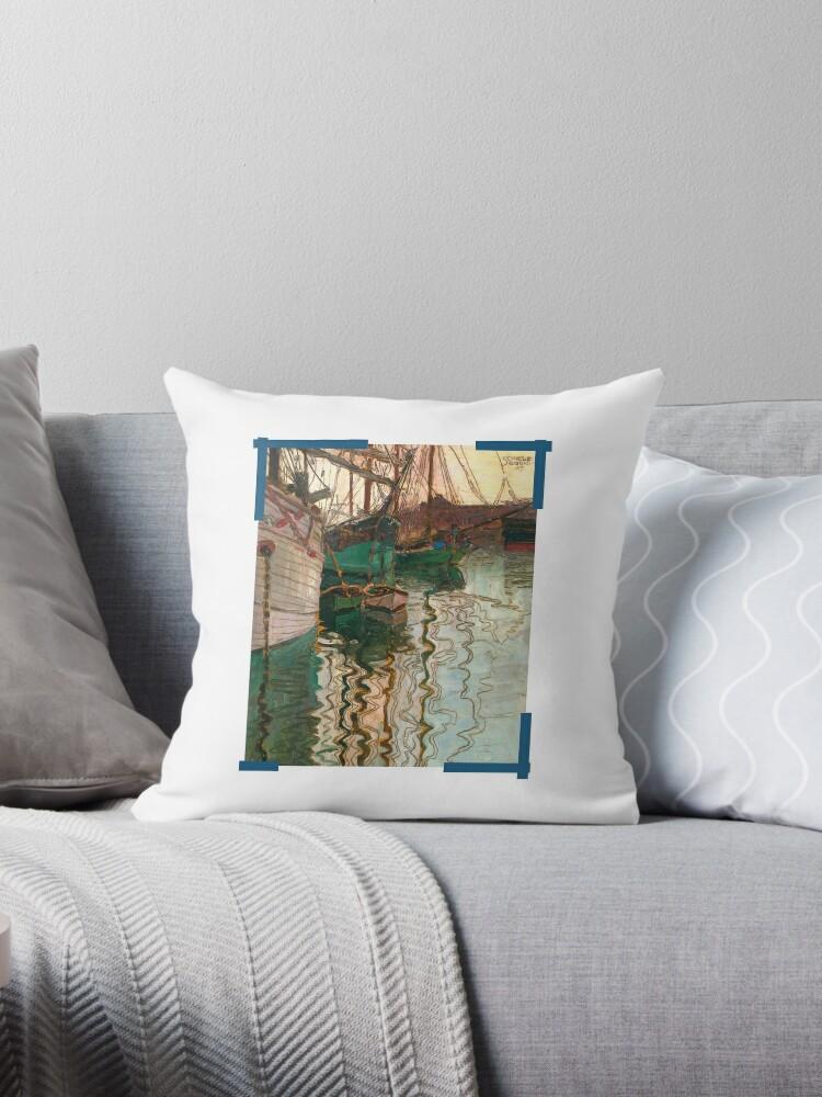 ''Triest Harbour'' by saintiro