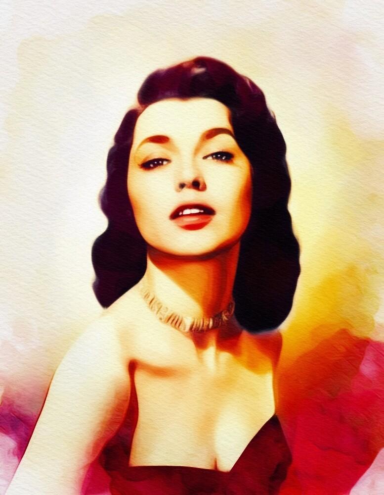 Valerie Allen, Vintage Actress by SerpentFilms