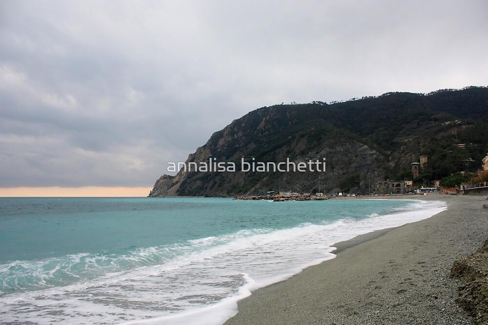 Monterosso Bay by annalisa bianchetti