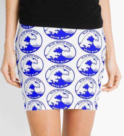 Blue Wave 2018 Mini Skirt