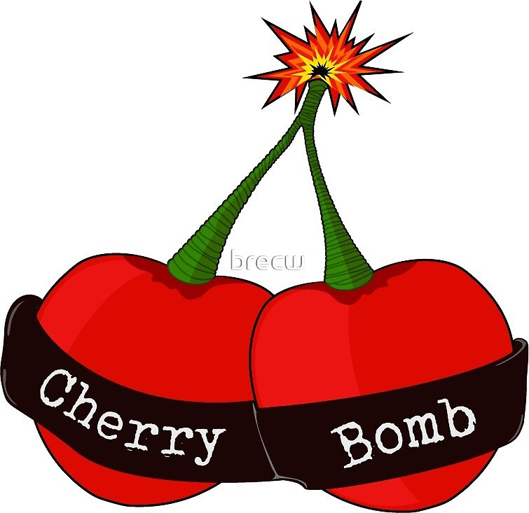 Cherry Bomb by brecw