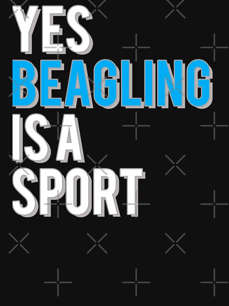 Yes Beagling is a Sport by starider