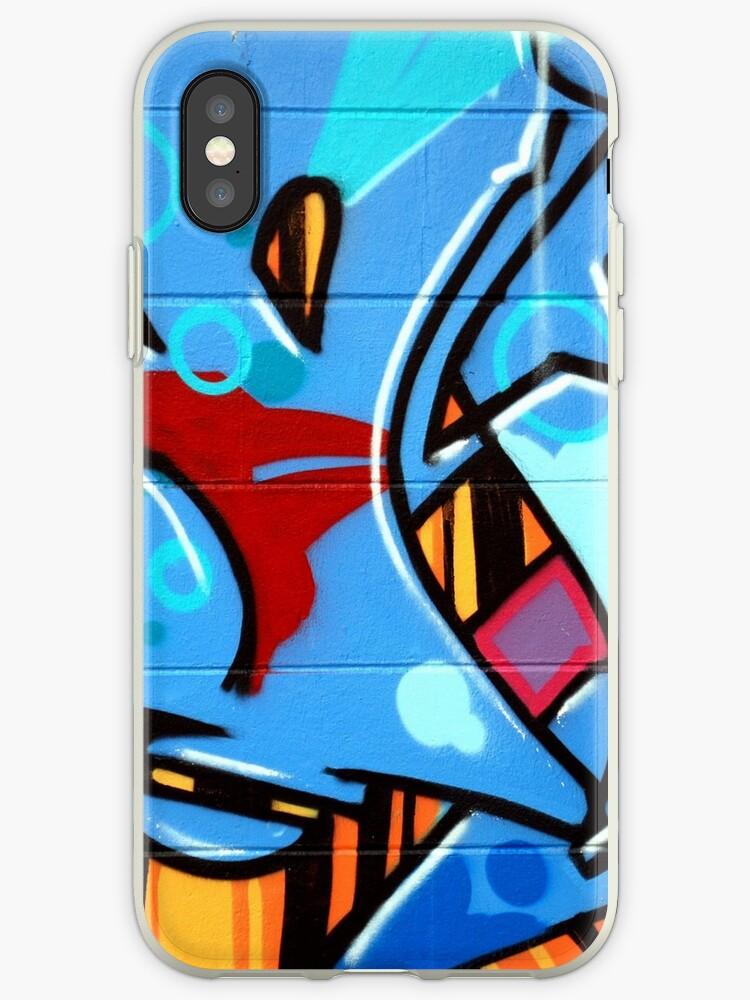 Apple iPhone graffiti edition by Kaiser-Designs