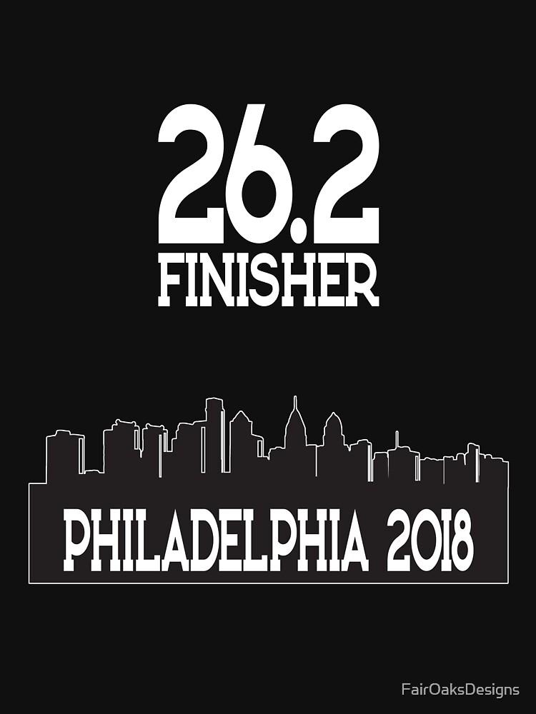 26.2 Philadelphia Finisher by FairOaksDesigns