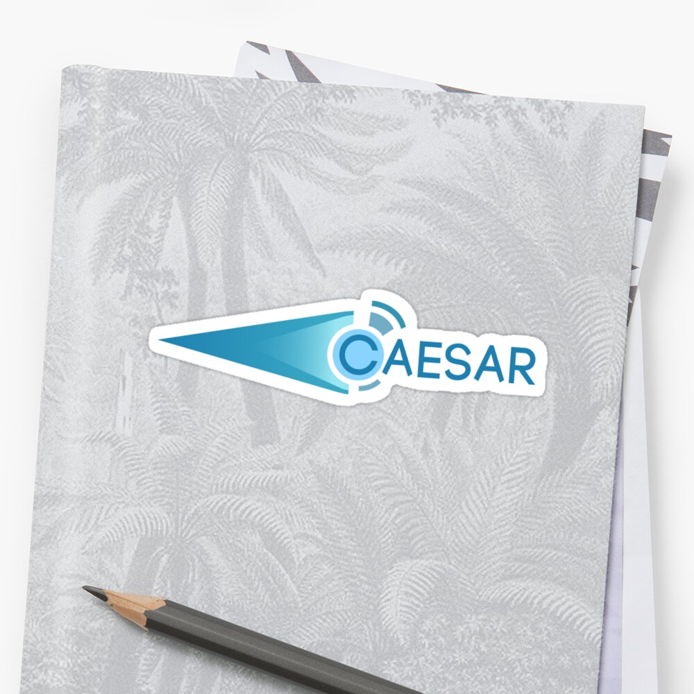 CAESAR (Comet Astrobiology Exploration SAmple Return) Logo by MGR Productions Nikki