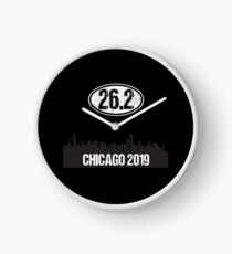 Chicago 2019 26.2 Clock