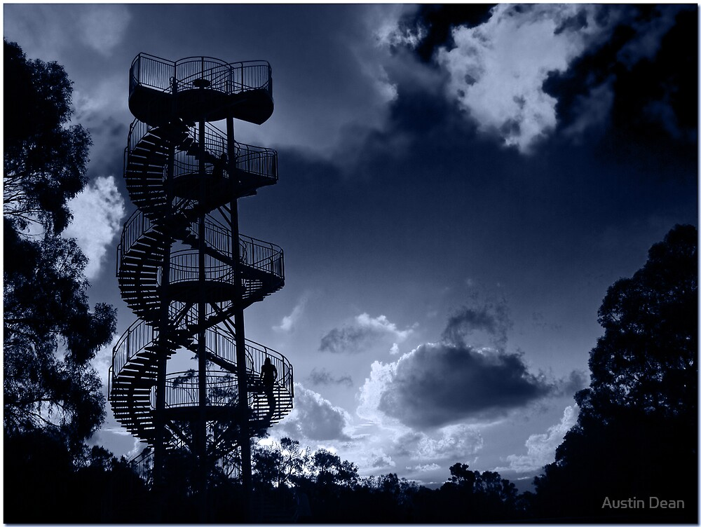 DNA Tower Kings Park by Austin Dean