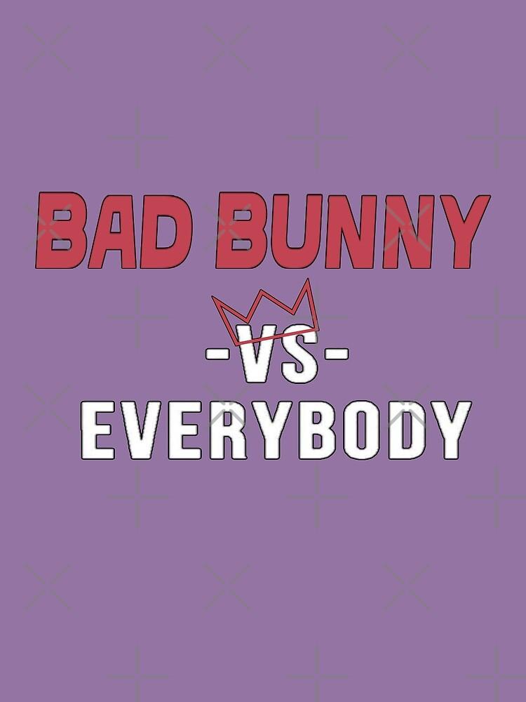 Bad Bunny vs Everybody by Mr Emerson