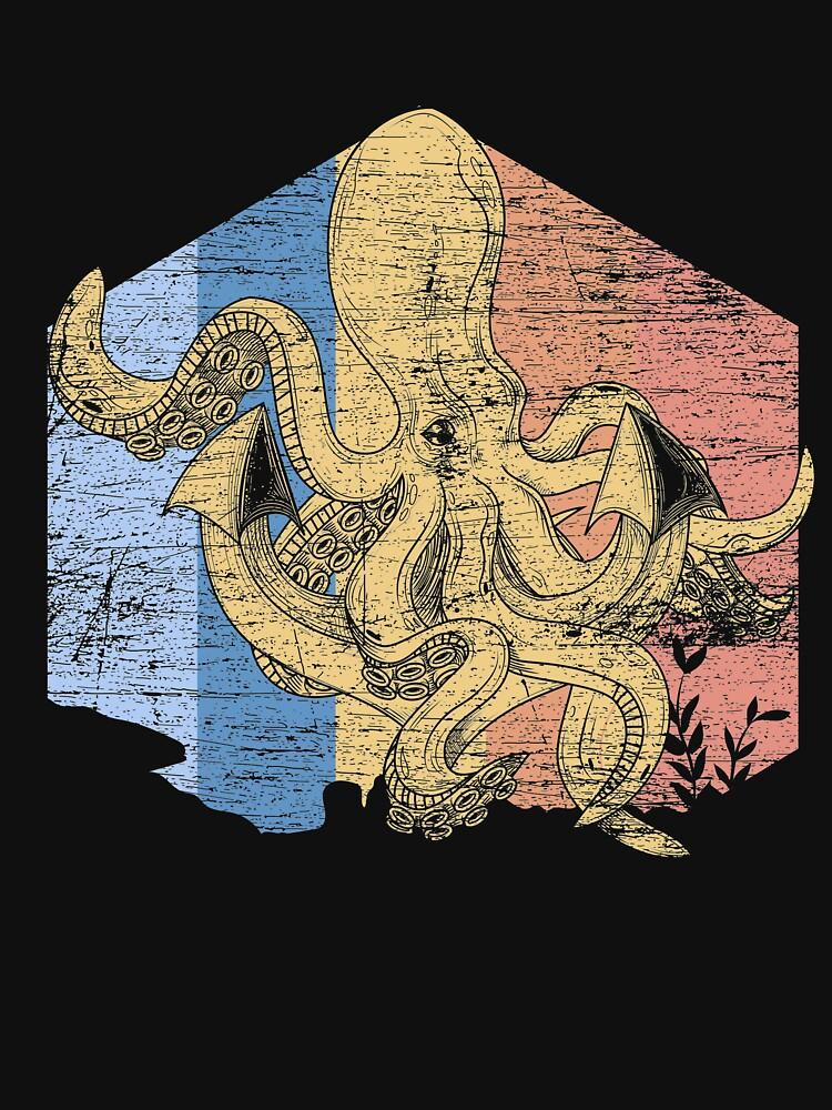 Octopus diet by GeschenkIdee