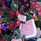 Sex and the City Christmas Tree.. by Carol Clifford