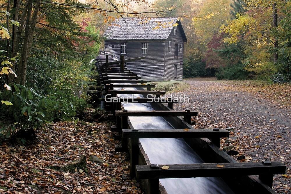 Mingus Mill II by Gary L   Suddath
