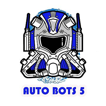 Auto Bots 5 by varokevin