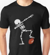 Funny Dabbing Skeleton Rugby Shirt - Perfect Dabbing Skeleton Rugby Hoodie - Women Man Kids - Perfect Gift Unisex T-Shirt