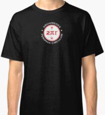 Camiseta clásica Camiseta negra y otros 16 tipos de ropa (Mathematorium) (M3ROW-WL)