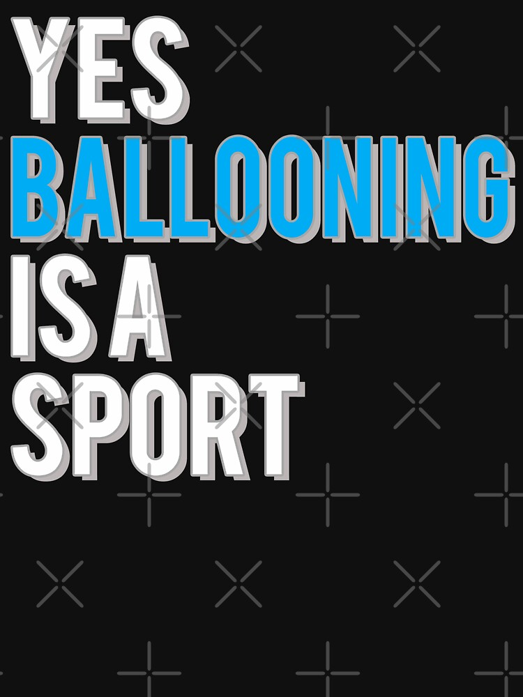 Yes Ballooning is a Sport by starider