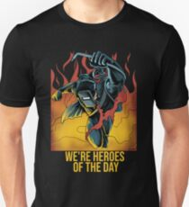 Welder Heroes Of The Day Unisex T-Shirt