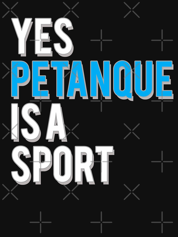 Yes Pentaque is a Sport by starider
