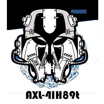 AXL 4IH89T by varokevin